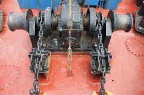 Appledore Devon Motor Tug Dog Class Tug - Windlass
