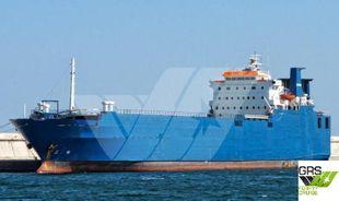 142m / 1651 lane meter RoRo Vessel for Sale / #1023321