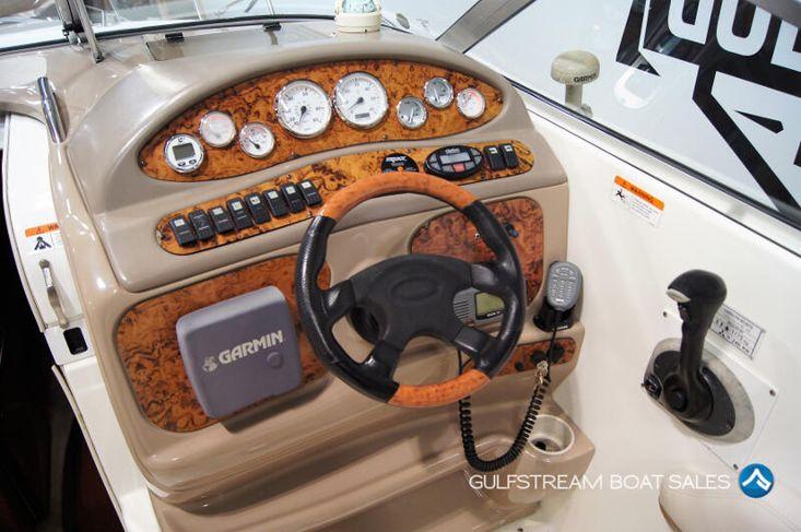 Larson 240 Cabrio with Mercruiser 5.0L MPI 260HP Bravo 3