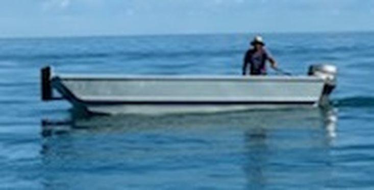 New 17′ x 5'6 Steel Work Boat – New Build