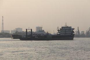 10000T Deck Barge Resale