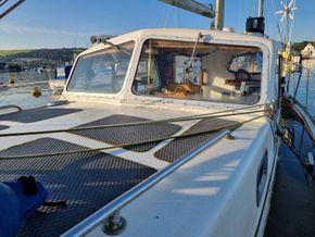 Colvic 31 Sailor - Coachroof/Wheelhouse