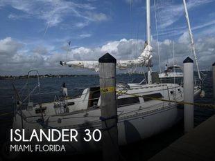 1985 Islander Islander 30 Mark II