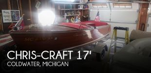 1953 Chris-Craft Sportsman