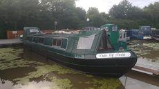Fernie Steel Narrowboat