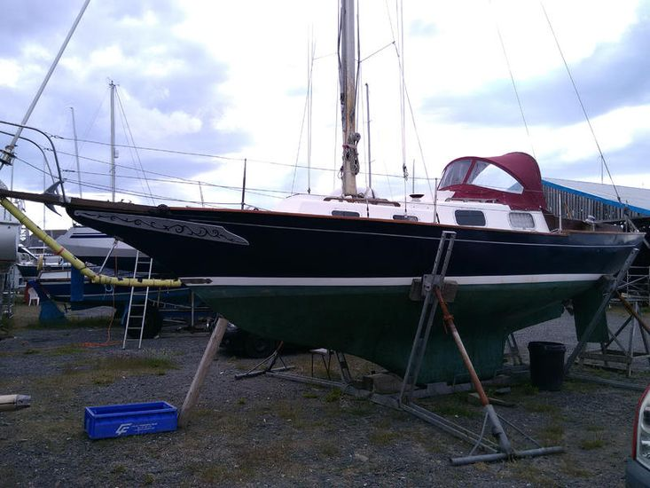 Nantucket clipper 31.8 ft OFFERS MUST SELL Reduced