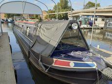 Under Offer 57ft Cruiser Stern built 2007 J D Narrowboats