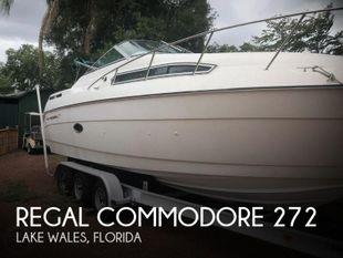 1994 Regal Commodore 272
