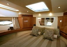 Sealine T50 Forward Cabin