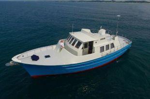 2013 Seaton Pilot House Trawler