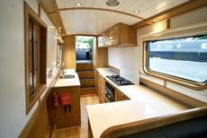 THE SHEARWATER - Brand new 70' liveaboard narrowboat