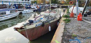Van De Stadt Seal 36 Sailing Yacht