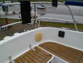Cockpit Port Aft