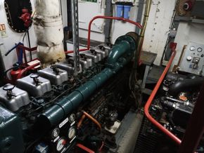 Kelvin engine
