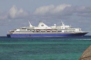 593' 920 Pax Cruise Ship