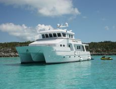 2000 Theriault & Son Custom Catamaran