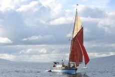 1905 ex lea cockle boat