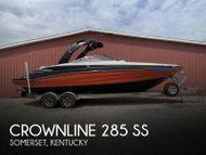 2012 Crownline 285 SS