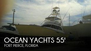 1984 Ocean Yachts Super Sport 55