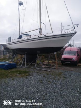 Westerly 33 Ketch (family Cruiser)