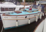 Classic Gentleman's Estuary Launch