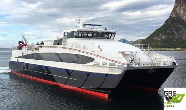 41m / 216 pax Passenger Ship for Sale / #1062928