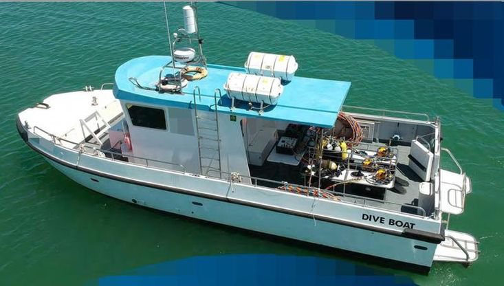2009 Work Boat For Sale and Charter