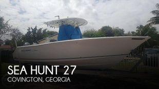 2012 Sea Hunt GameFish 27 CC