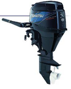 Tohatsu Four Stroke Series MFS30