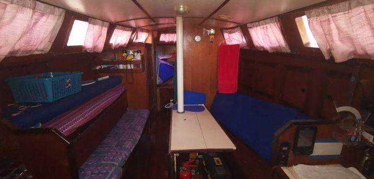 Reinke Taranga Yacht in Langkawi, Malaysia.