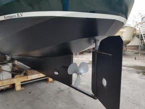 Propeller and rudder photo oct 2020