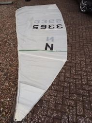 National 12 mainsail