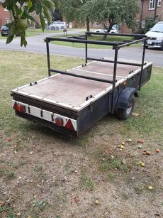 Double Stack Dinghy Trailer