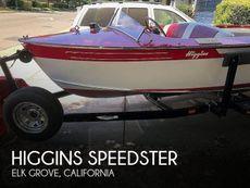 1947 Higgins Speedster
