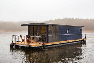 2022 La Mare Houseboat Apartboat EL