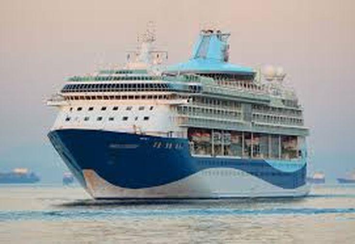 866' 2,074 Pax Cruise Ship