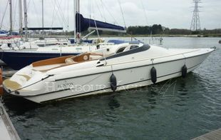 1991 Hunton Maverick 37