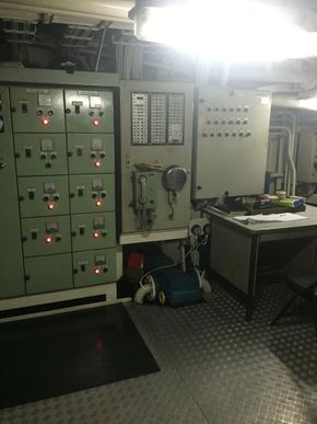 ENG Control Panel