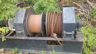 5 Drum Timberland Mechanical Winch
