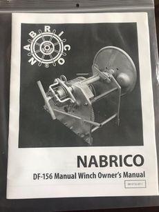 (2) Nabrico DF-156-10-6R HEBK Winches