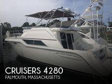 1988 Cruisers Yachts 4280 Flybridge Expres
