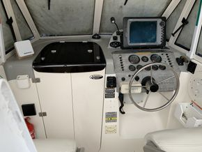 Bayliner Trophy 2052WA - Wheelhouse
