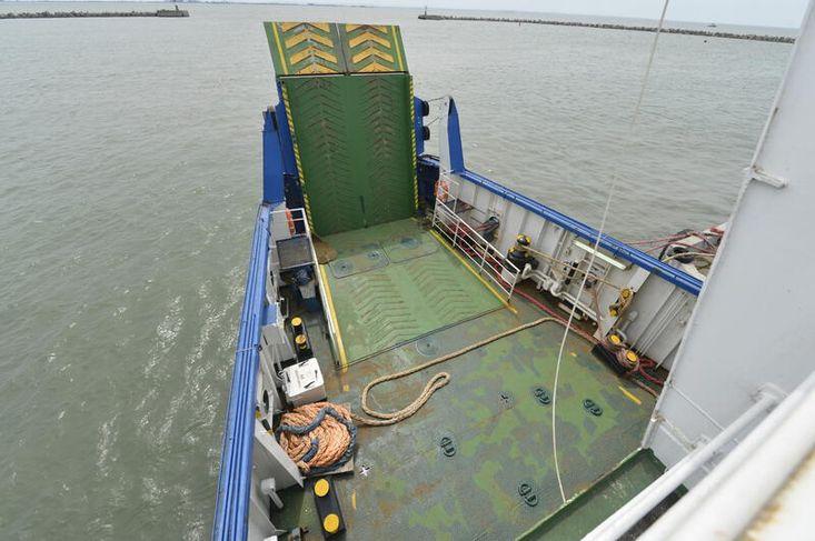 Ro-Ro car/pax ferry Nikolay Aksenenko