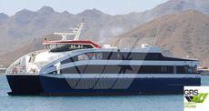 46m / 158 pax Passenger / RoRo Ship for Sale / #1074887