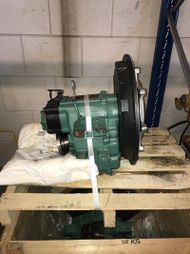 Nr 2/2 TWIN DISC MARINE GEARBOX - MG 5050 - 2.51