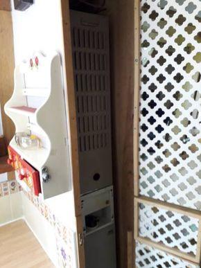 Alde Central Heating Boiler