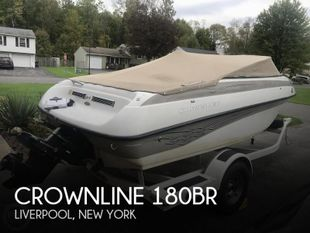 2005 Crownline 180 BR