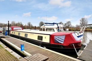 Bespoke new build widebeam boats, KT6