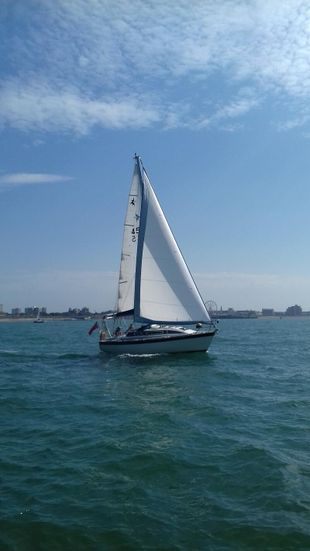 Westerly Tempest 1987