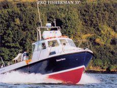 Deltastar Pro Fisherman 33